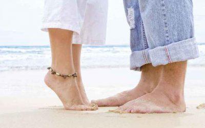 Zeigt her eure Füße …