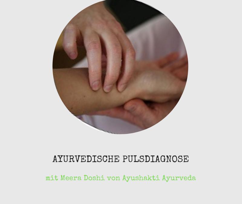 Ayurvedische Pulsdiagnos